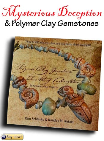 Go to Polymer Clay Gemstones interview with Randee