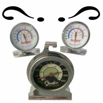 Got oven thermometer questions?