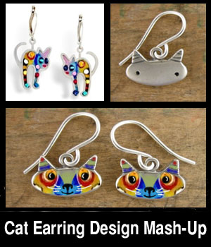 2 find great ideas for diy jewelry - Earring Design Ideas