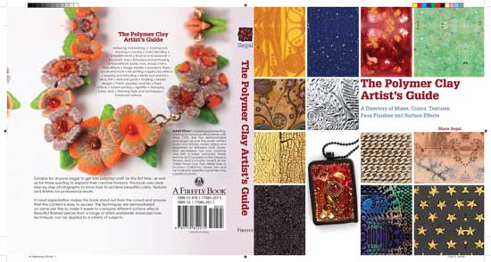 European version of The Polymer Clay Artist's Guide by Marie Segal