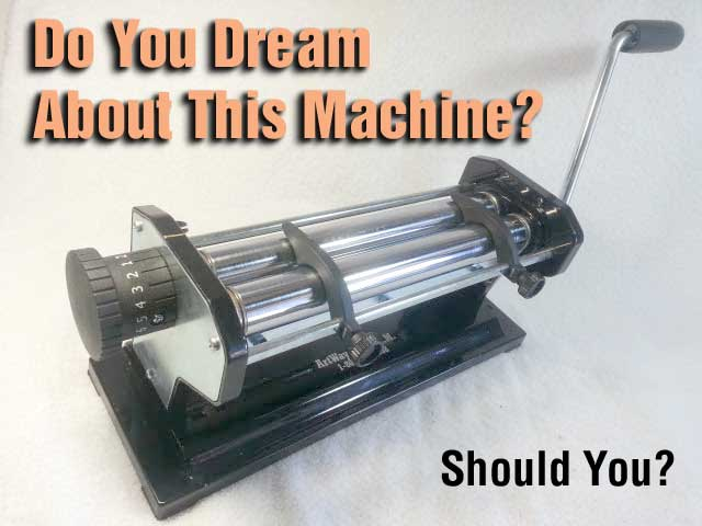 Is The Polymer Clay Dream Machine By Artway Too Pricey
