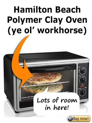 Which Polymer Clay Oven Should You Buy