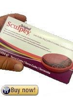 Click for current prices for Original sculpey 1 pound block
